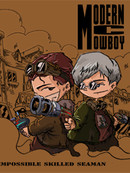 Modern Cowboy漫画