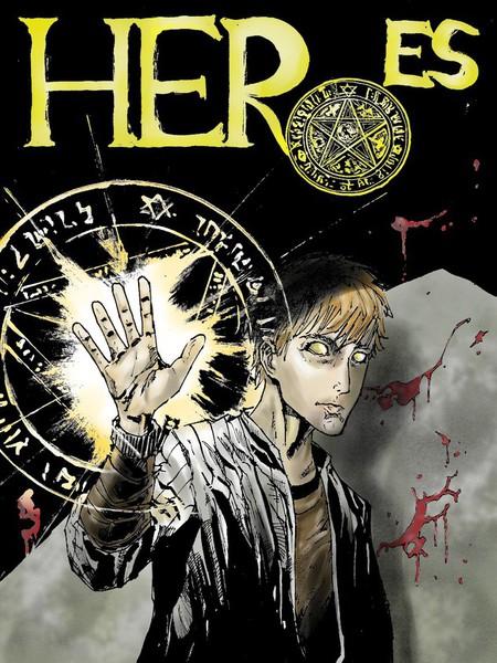 英雄:黎明之战漫画1
