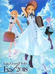 Fate/Grand Order 3rd Anniversary ALBUM